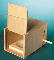 Sky Budgie Nest Box x 1