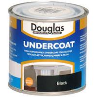 DOUGLAS UNDERCOAT PAINT BLACK 250ML