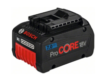 Bosch GBA7.0 18V 7.0Ah Li-ion ProCore Battery (Ploughing Special Discount Price)