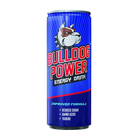 Bulldog Power Energy Drink (24x250ml)