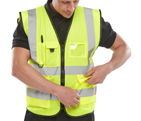 Hi-Vis Executive Vest YELLOW