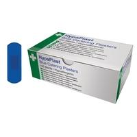 Blue Plaster 7.5cm x 2.5cm Pack of 40