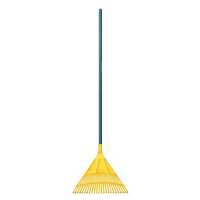 Kingfisher Gold Jumbo Lawn Rake - JUM100 (JUM100)