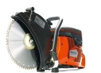 "HUSQVARNA K760 Consaw 74cc Engine 12"" Disc"
