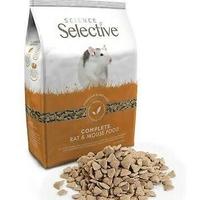 Supreme Science Selective Rat Food 3kg