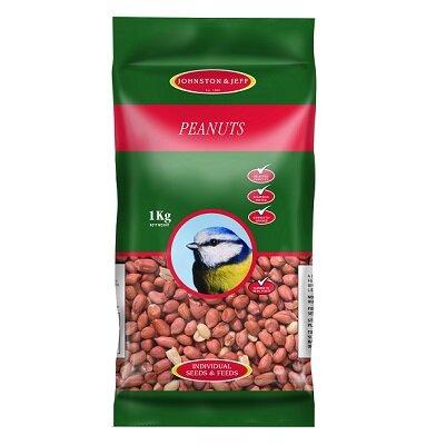 Johnston & Jeff Premium Peanuts 12 x 1kg