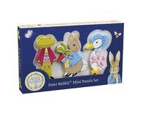 Mini Puzzle Set Peter Rabbit (Order in 2's)