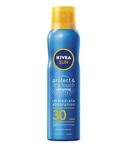 Nivea Sun Protect And Moisture Spray Spf30 200ml
