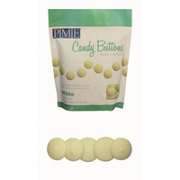 CB006 WHITE MINT - CANDY MELTS 340g
