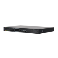 Dahua 24 Port Managed ePoE Switch 360 Watt