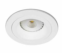 ONE Light White Round  Fixed Downlight