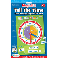Tell The Time Magnetic