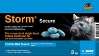 STORM SECURE RAT BAIT 3 KG