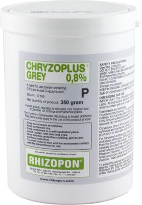 Chryzoplus Grey Rooting Powder 0.8% 350g
