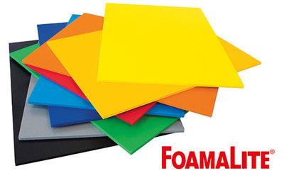 FOAMALITE® color red