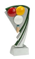 17cm Snooker/Pool Resin Figure