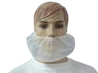 D2370 Disposable Beard Covers Single Loop Ctn 1000