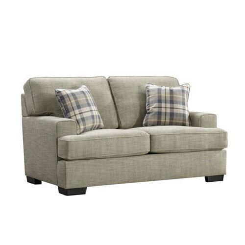 Tides Fabric 2 Seater Sofa