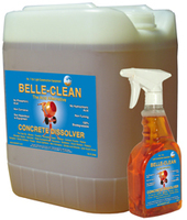 BELLE CLEAN - CONCRETE CLEANER 650ML - CD00650