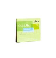 Plum QuickFix Detectable plaster refill (45 per pack)