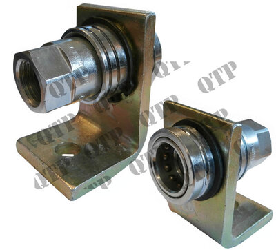Quick Release Coupling Assembly 1/2""