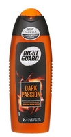 Right Guard Dark Passion Shower Gel 250ml