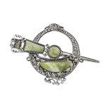 connemara marble tara brooch s1979 from Solvar