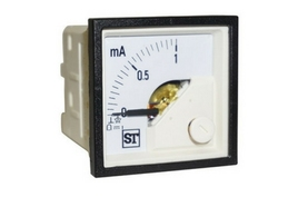 48x48 panel ammeter