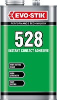 EVO-STIK 528 INSTANT CONTACT ADHESIVE 5 LTR