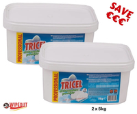 TRICEL DISHWASH POWDER 2 x 5KG spec