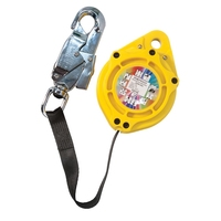 Retractable Safety Lanyard, 3m