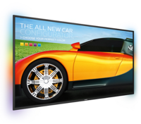 "Philips 48"" Signage Solutions Q-Line Display with immersive Ambilight"