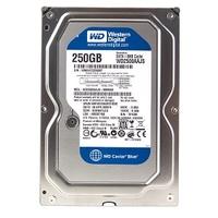 Western Digital Blue 250 GB CCTV hard drive