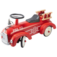 Children's Ride-on Fire Engine