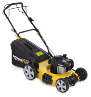 Powerplus 140cc B&S Lawnmower-S/Prop-Steel Deck-Mulch