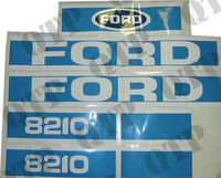 Decal Kit Ford 8210