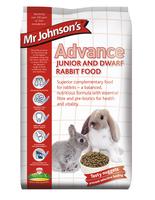 Mr Johnson's Advance Junior & Dwarf Rabbit 1.5kg [Zero VAT]