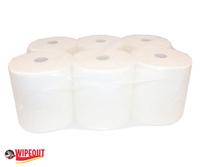 AutoCut Paper Towel White