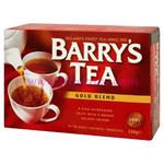 Barrys Gold Blend Tea 80' 250g x6