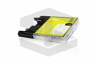 Compatible Brother Ink LC1280XL / LC1240 Yellow 23ml 1200 Pages