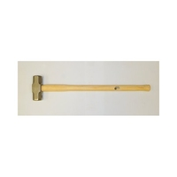 DELTEC SLEDGE HAMMER WITH HICKORY HANDLE  10LB