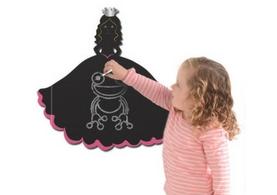 Children's Princess Chalk Board