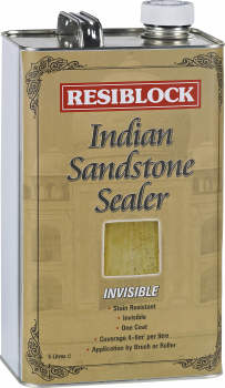 RESIBLOCK INVISIBLE 5LTR