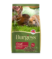 Burgess Excel Rabbit 5+ Mature with Cranberry & Ginseng 2kg [Zero VAT]
