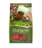 Burgess Excel Rabbit 5+ Mature with Cranberry & Ginseng 2kg