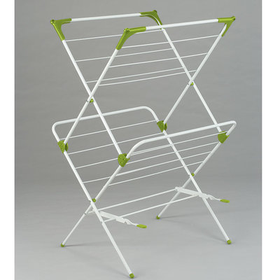 Orwell Double X Clothes Airer
