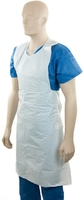 33900 Apron Heavy Duty White, Tear Off Pkt50