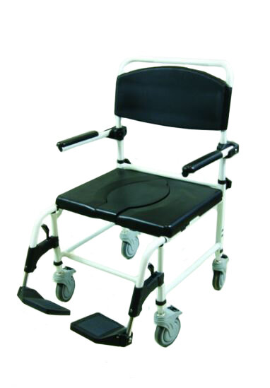 Deluxe Mediatric Attendant Shower and Toileting Chair