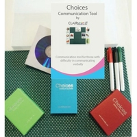 Choices Communication Pack