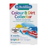 Dr Beckmann Colour Dirt Collector 10 Sheet